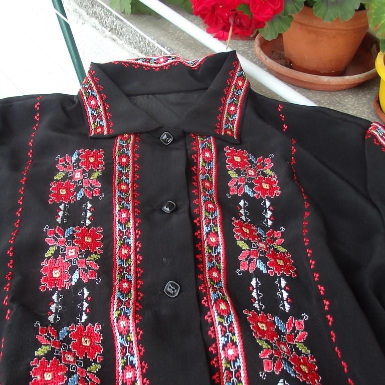 Българска бродерия и българска шевица
