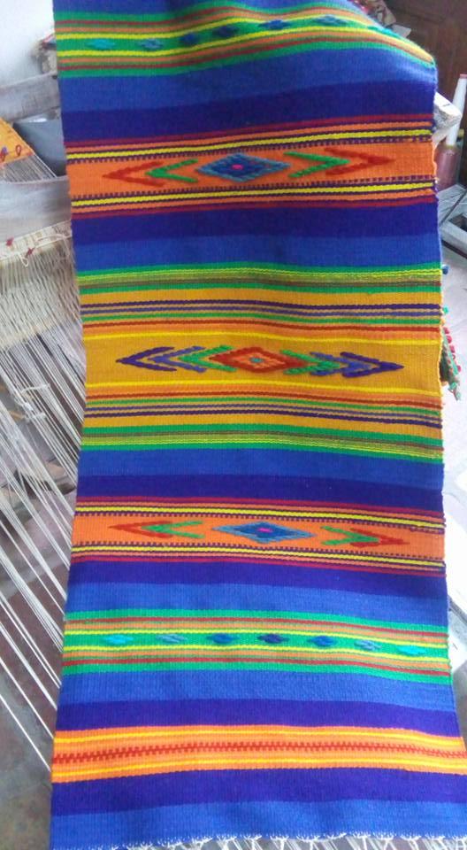 Ръчно тъкан текстил