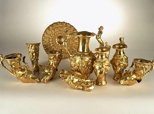 Реплики на Панагюрското съкровище