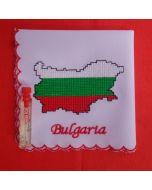 Кърпичка български трибагреник