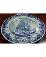Колекционерска чиния Mircea, Blue Delft