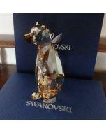 Колекционерска фигурка от кристал Сваровски, мечка