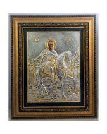 Чудотворната икона на св. Мина