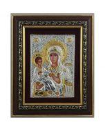 Икона Света Богородица Троеручица с младенеца
