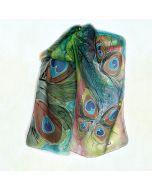 Ръчно рисуван шал, Магия