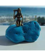 Зодия Дева, миниатюра с полускъпоценен камък