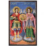 Икона Архенгелски събор 2
