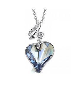 Колие кристалното сърце