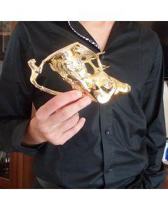 Ритон с глава на елен, Панагюрско съкровище
