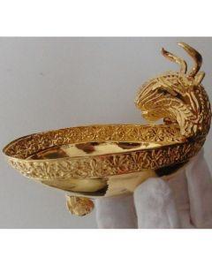 Реплика на чаша с глава на бик от съкровището в Над Сент Миклош