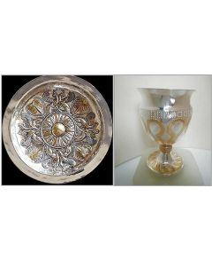 Сребърен комплект на тракийската принцеса и тракийския принц