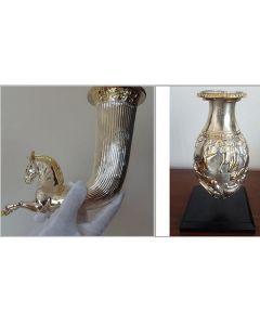 Сребърното съкровище на тракийските аристократи