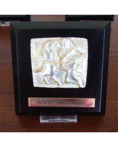 Луксозен сувенир с реплика от Летнишкото  съкровище