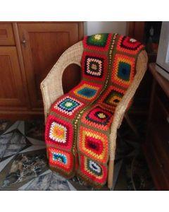 Ръчно плетено одеяло, Есенна молитва