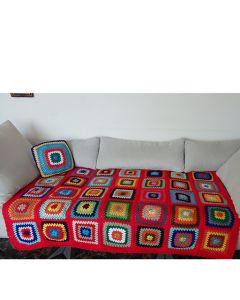 Ръчно плетено одеяло, Бъдни вечер