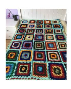 Плетено многоцветно одеяло, Настроения