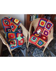 Ръчно плетено одеяло, Щастие