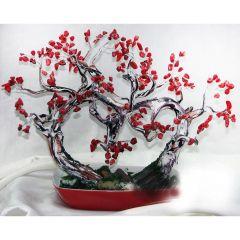 """""""Валентинка"""" от червен корал"""
