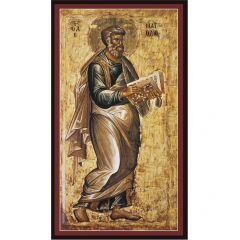 Икона на Св. Апостол Матей 2