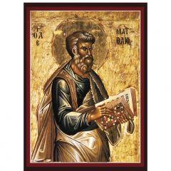 Икона на Св. Апостол Матей 3