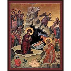 Икона - Рождество Христово