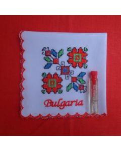 Кърпичка с бродерия, България