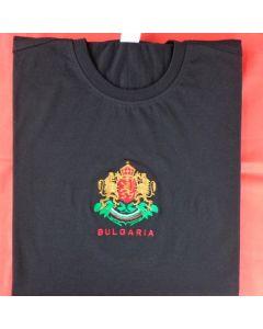 Тениска с бродерия, България