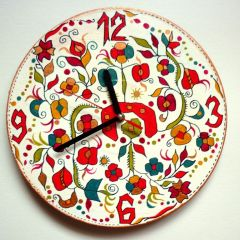 Стенен часовник, Плодородие