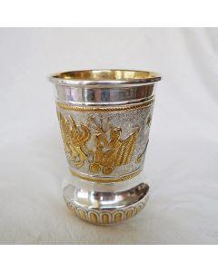 Чаша с пегаси и колесници