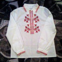 Бродирана дамска блуза