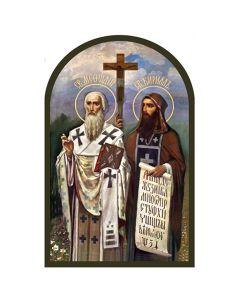 Икона на Св. Св. Кирил и Методий 8