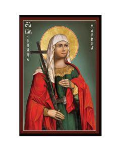 Икона на Св. Марина 2
