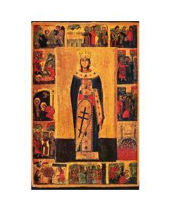 Икона на Св. Екатерина 2