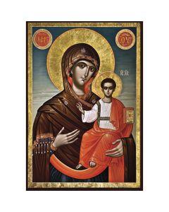 Икона на Света Богородица 7