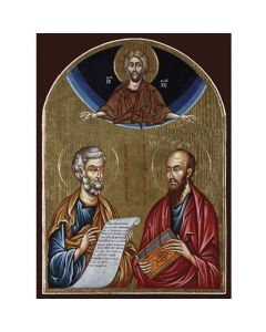 Икона на Св.Св. Апостол Петър и Павел 2