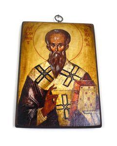 Икона на Св. Климент Охридски