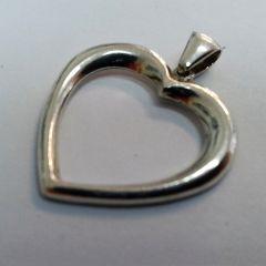 Сребърно сърце
