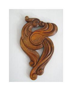 Дърворезба, Пиле 1