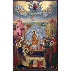 Икона Успение Богородично 4