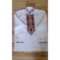 Мъжка риза, Видинска шевица