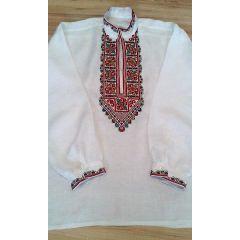 Мъжка риза, Плевенска шевица