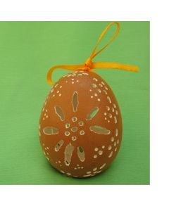 Великденско яйце от кокошка