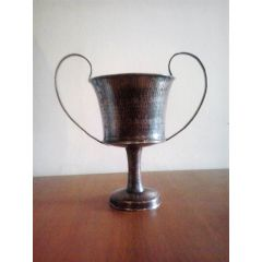Меден тракийски кантарос, чаша