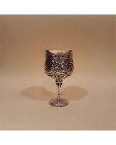 Сребърна чаша за вино, уникат