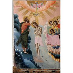 Икона на Кръщение Господне 1