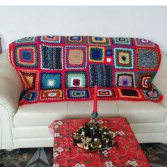 Ръчно плетено одеяло, Спомени