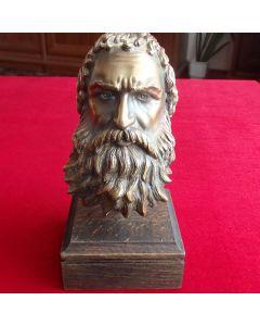 Глава на тракийския владетел Севт III, реплика