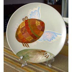 Ръчно рисувана керамика, Сътворение