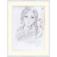 Българско момиче, аниме