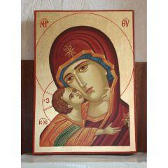 Икона на Св. Богородица, Умиление